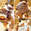 Carrot Cake Protein Pancakes + Cream Cheese Protein Frosting