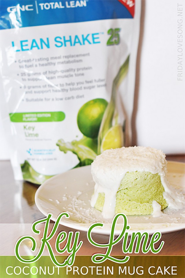 Put The Lime In The Coconut With GNC Lean 25™ | fridaylovesong.net