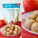 Apple Cinnamon Protein Doughnut Holes