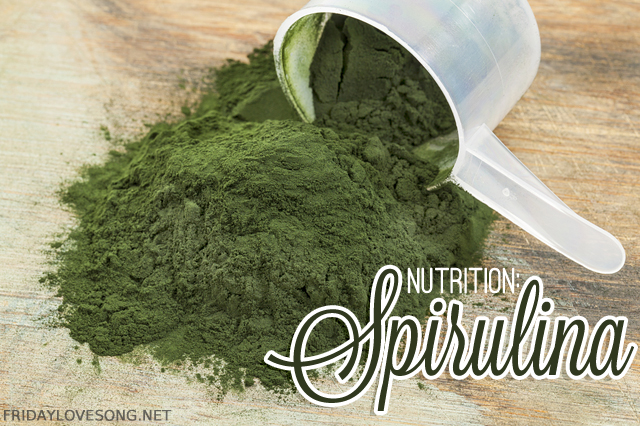 Have A Green Holiday With Nutrex Hawaii Spirulina - fridaylovesong.net