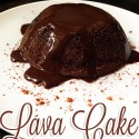Workout Schedule + A Gluten Free Chocolate Lava Cake