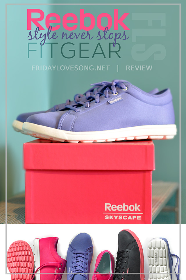 Reebok Skyscape Review | fridaylovesong.net