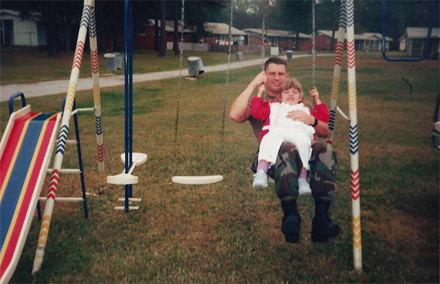Celebrating my Dad | fridaylovesong.net #smilewithdad