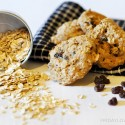 Healthified Oatmeal Raisin Cookies