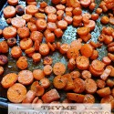 My Favorite Oven Roasted Carrots