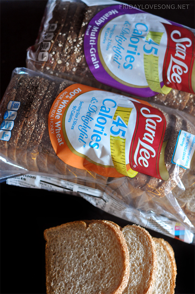 Delightfully Healthy With Sara Lee