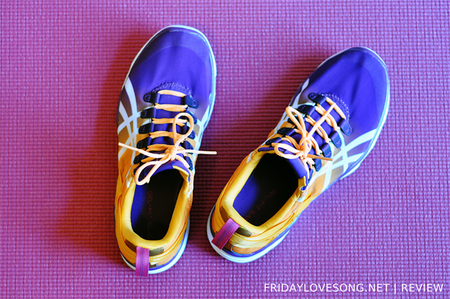 Superficial escucha Ejercer  Getting #FITwithASICS Gel Fit Sana Review | fridaylovesong.net