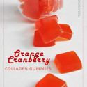 Orange Cranberry Collagen Gummies