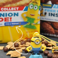 Find #The7thMinion exclusive at WalMart in specially marked cereal boxes | fridaylovesong.net #cbias #collectivebias